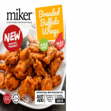 Miker Breaded Buffalo Wings Original