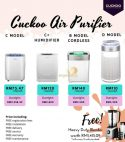 Plan Air Purifier Cukcoo